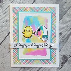 Colorful Chrip | Littleyellowbirdy | Flickr
