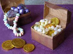 The Little Mermaid Theme: Ariel's Sunken Easter Treasure Chests