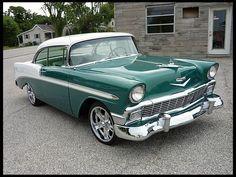 Chevrolet automobile - super photo