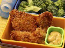 Francis' Crunchy Chicken