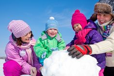 15 Snow Day Activities For Your Child With Special Needs