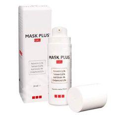 Mask Plus gel pentru tratamentul acneei inflamatorii, 30 ml, Solartium Group