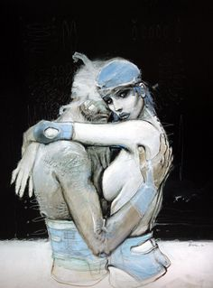 Enki Bilal - Galerie BD Erotique