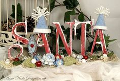 Great Home decoration for Christmas.This laser cut out MDF Stand Up Word can be painted using Americana Decor Chalky Paints. Christmas Craft Show, Christmas Makes, All Things Christmas, Christmas Decorations, Christmas Ornaments, Holiday Decor, Christmas Ideas, Xmas, Hobbies And Crafts