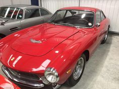 Ferrari 250 Lusso: The businessman was away at the time he was contacted about the collect...