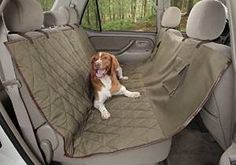 7.Top 10 Best Seat Car Covers for Pet in 2016 Reviews