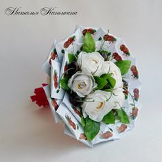 Картинки по запросу как прикрепить чайные пакетики к каркасу в цветочном букете