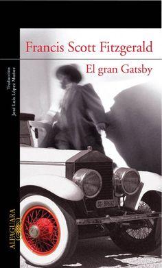 Libros recomendados: 'El gran Gatsby', de Francis Scott Fitzgerald [@AnagramaEditor]