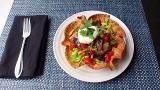 Crispy Basket Burrito (Baked Tortilla Bowls) - Allrecipes.com
