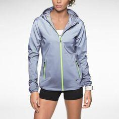 NIKE ALLOVER FLASH WOMEN'S RUNNING JACKET SIZE LARGE 574832-070 RETAIL $450  #Nike #BasicJacket  #nike #icny #3m #run #running #fashion