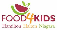 Blog post on Food4Kids linked on website