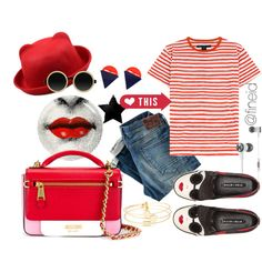 Designer Clothes, Shoes & Bags for Women Weekend Outfit, Alice Olivia, Front Row, Moschino, Marc Jacobs, Shoe Bag, Polyvore, Stuff To Buy, Outfits