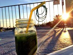 green juice that doesn't taste like a just-cut lawn