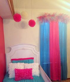 Custom Tulle Valance  42 or less Tulle Valance  Tutu by 2under2mom, $35.00