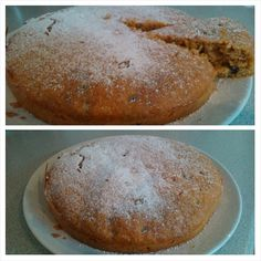 Hairy Dieters Carrot and Sultana Cake