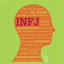INFJ Type head