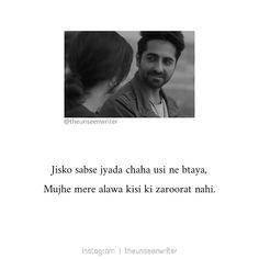 Cute Love Quotes, Self Love Quotes, Fact Quotes, Mood Quotes, Positive Quotes, Silent Love, Silent Words, Hindi Words, Hindi Shayari Love