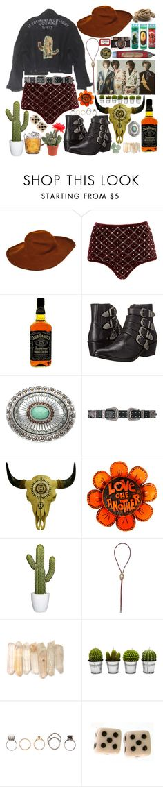 """""""cowgirl in the sand"""" by peach-nymphet ❤ liked on Polyvore featuring Oscar de la Renta, Toga, M&F Western, B-Low the Belt, C.R.A.F.T., WALL, Black Apple, Billabong and Iosselliani"""