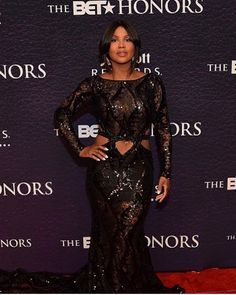Look at the unbreak my heart diva! #ToniBraxton at the #BETHonors m.  We have to ask did she nail it?