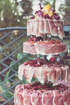 Wedding fakes: go for these savoury options instead of sweet | CHWV