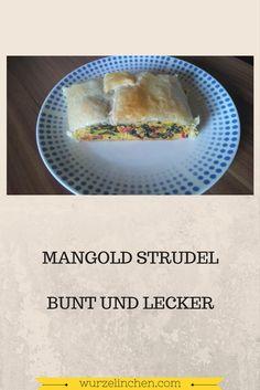 Mangoldstrudel Mangold Spinat