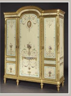 Butchoff Volume V Hand Painted Furniture, French Furniture, Paint Furniture, Luxury Furniture, Furniture Makeover, Antique Furniture, Furniture Decor, Furniture Design, Hutch Furniture