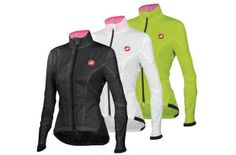 BOUGHT! Castelli Leggera Women's Jacket. Oh god I want this!!! Is it available in the states??