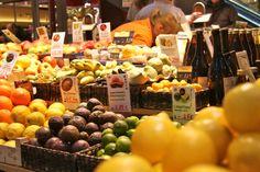 Mercado in Hamburg