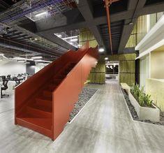 JWT Bogotá Headquarters by AEI Arquitectura e Interiores  in Bogotá, Colombia