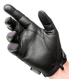 First Tactical Men's Hard Knuckle Glove Tactical Wear, Tactical Gloves, Tactical Pants, Tactical Equipment, Biker Gloves, Mens Gloves, Leather Motorcycle Gloves, Biker Gear, Black Leather Gloves