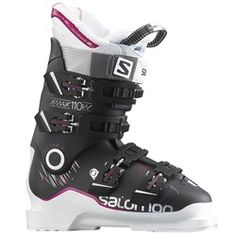 Salomon X MAX 110 SKi Boot - Women's: Twinframe technology ensures that Xmax 110 W delivers superior transmission and power, with customized comfort f Ski And Snowboard, Snowboarding, Boots 2016, Snow Gear, Xmax, Alpine Skiing, Winter Hiking, Ski Boots, Ski