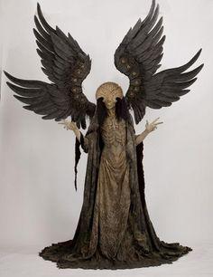 Doug Jones as Angel of Death