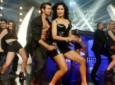 Feel the 'Bang' With Hrithik Roshan, Katrina Bollywood Songs, Bollywood Actors, Bollywood Celebrities, Katrina Pic, Best Party Songs, Song Images, Star Children, New Year Celebration, Hrithik Roshan