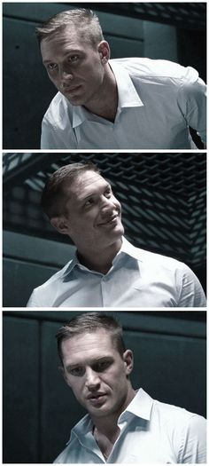 "tom as tuck hansen in 'this means war' - ""I have very serious anger management issues today, Ivan..."""