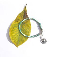 New in our shop! Turquoise Blue Bracelet, Stretchy Bracelet, Sun Charm, Small Beads, Boho Style Bracelet https://www.etsy.com/listing/552998640/turquoise-blue-bracelet-stretchy?utm_campaign=crowdfire&utm_content=crowdfire&utm_medium=social&utm_source=pinterest