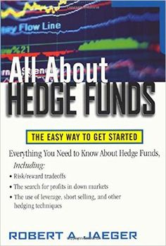 Hedge funds have long been viewed as mysterious, high-risk investments, unsuitable for most investors. All About Hedge Funds debunks these myths and explains how any investor can take advantage of the high-potential returns of hedge funds while incorporating safeguards to limit their volatility and risk. This clear-headed, commonsense guide tells investors.