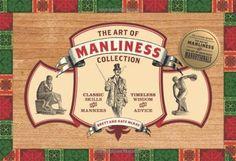 Amazon.com: Art of Manliness Collection (9781440322488): Brett McKay, Kate McKay: Books