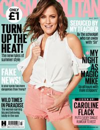 Members of Darlington Libraries can now read back issues of Cosmopolitan for FREE on a computer, mobile or tablet - click the image to get started.