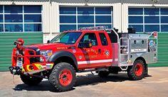 Sam Bass Fire Department, Round Rock, TX - Brush 1 - 2012 Ford F550 Super Duty Firefighter Emt, Wildland Firefighter, Fire Dept, Fire Department, Ambulance, Cool Trucks, Big Trucks, Brush Truck, Train Truck