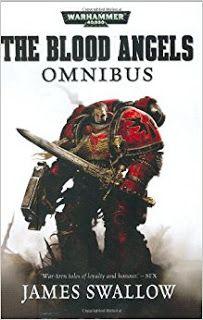 El Descanso del Escriba: The Blood Angels Omnibus, vol I: Reseña