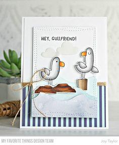 Image result for mft clear stamp Seaside seagulls