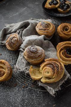 Cruffins mit Marmelade: Frühstücksglück - Das Knusperstübchen