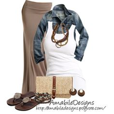 #relaxingspring-AmabileDesigns, created by amabiledesigns on Polyvore