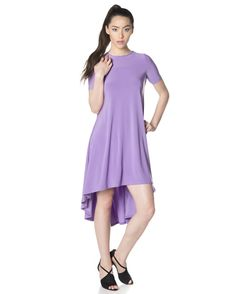 Hello Holiday · Robyn Dress in Lilac
