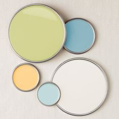 Get inspiration for your home and its color scheme with these beautiful designer color palettes. These paint colors are the most popular colors of the year, and they will look stunning when used to decorate your house.