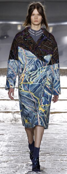 Peter Pilotto - Fall 2016