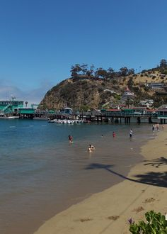"""Catalina Island is a SoCal dream. Known as """"the island of romance,"""" honeymooners are swept away by the privacy and romance that Catalina offers. Luxurious resorts with ocean-view suites are scattered throughout the island's shores."""
