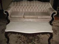 couch, loveseat, & marble coffee table - $775 (or BRO)
