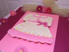 Cupcake Baby Dress