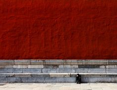 The Red Wall by yushimoto_02 [christian], via Flickr